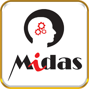 MiDas eCLASS The Learning App 2.2.64 by MiDas Education Pvt. Ltd logo