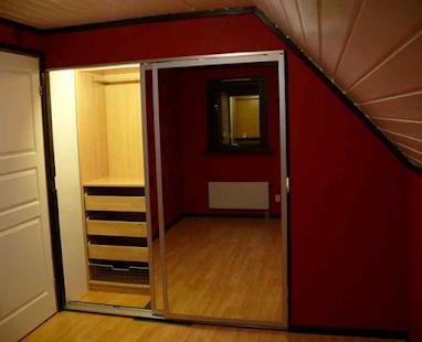 Sliding Door Wardrobe Closet - náhled