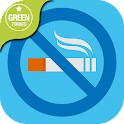 Quit Smoking cigarette icon