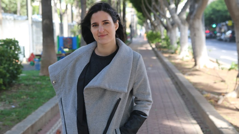 Melek Villanueva, en Almería