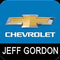 Jeff Gordon Chevy icon