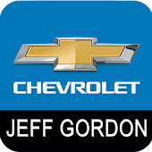 Jeff Gordon Chevy