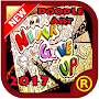 Doodle Art design 2017 HD APK icon