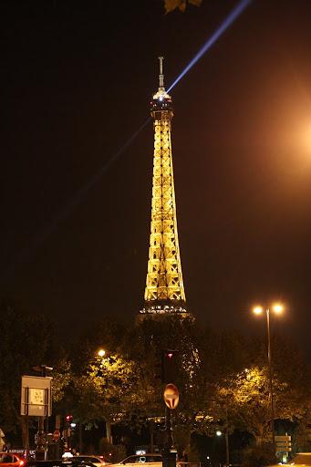 Sightseeing Paris 2009