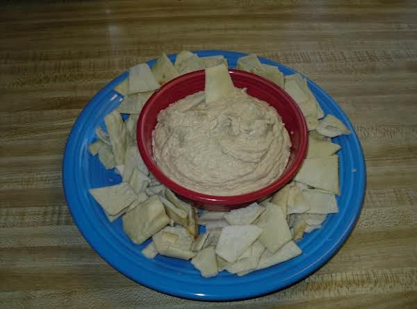 Hummus With Pita Chips