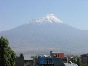 Photo: Awe inspiring Mt. Ararat at 5,137m