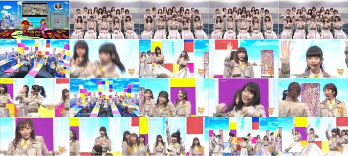 181013 NGT48 Part - COUNT DOWN TV