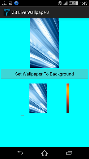 Z3 Live Wallpapers