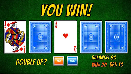 Video Poker - Jacks or Better 2 screenshots 7