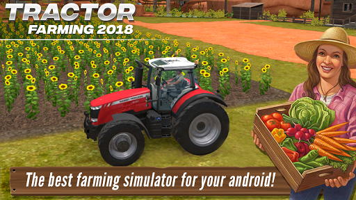 Tractor Farming 2018 2.0 screenshots 4