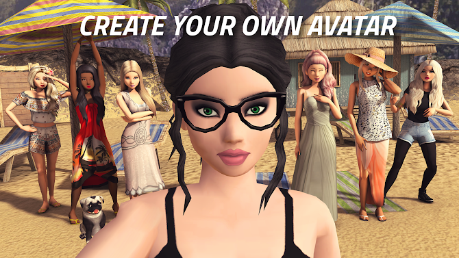 Avakin Life - 3D virtual world Android 1