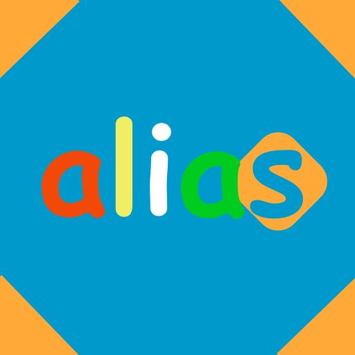 Android aplikacija Alias Words - Društvena igra riječi.