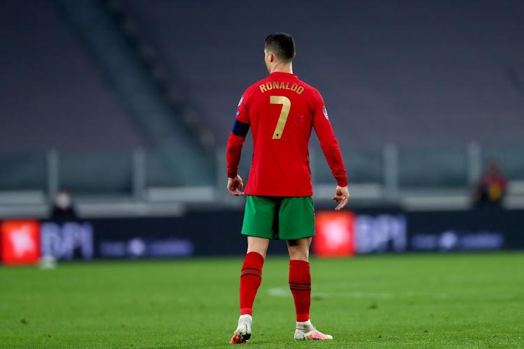 La mise au point de Fernando Santos à propos de Ronaldo