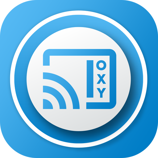 Oxycast Tv - Webcast, Iptvcast & Localcast Icon
