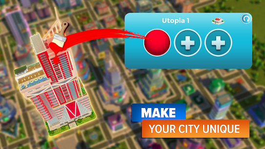 Citytopia MOD APK 2.9.10 [Unlimited Money + Unlimited Gold] 6