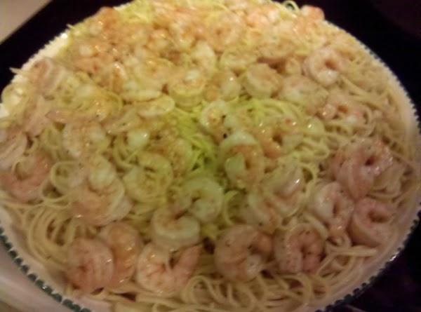 Shrimp And Spaghetti Recipe