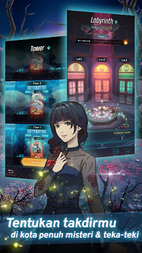 Code Atma: Indonesian Horror Idle RPG apkdebit screenshots 7