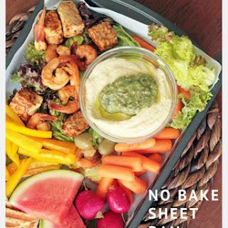 No Bake Sheet Pan Dinner Recipe
