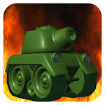 Tank War - Desert battle Icon