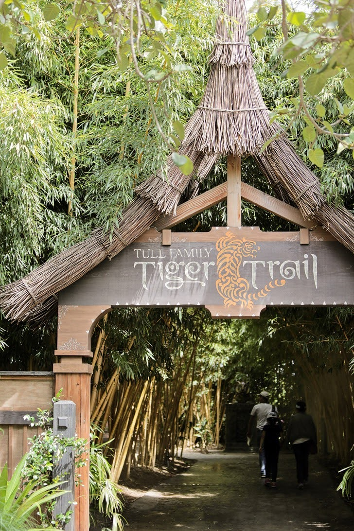 Tiger Trail San Diego Wild Animal Park Reviews.