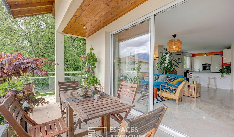 Appartement avec terrasse Cornier