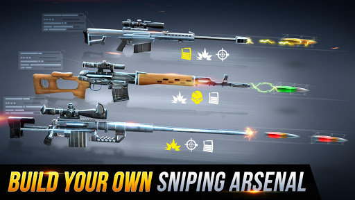 Sniper Honor: Fun Offline 3D Shooting Game 2020 screenshots 17