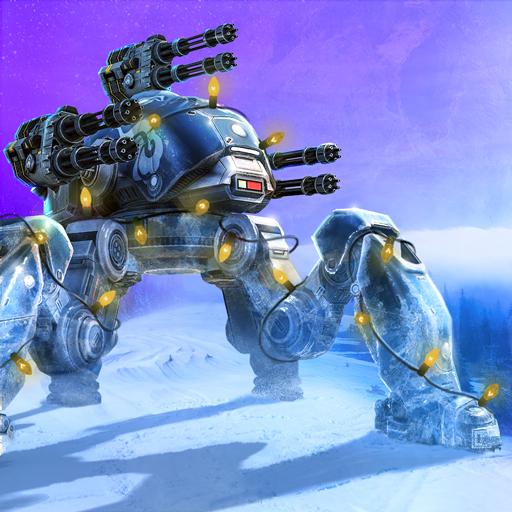 War Robots. حروب تكتيكية متعددة اللاعبين 6 ضد 6