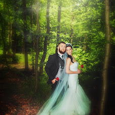 Wedding photographer Richard Čech (richardcech). Photo of 20.10.2015