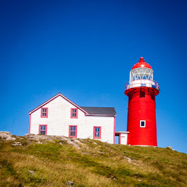Atlantic Lighthouse by Tom Gallant - Buildings & Architecture Other Exteriors