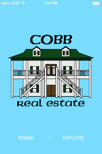 Cobb Real Estate- screenshot thumbnail