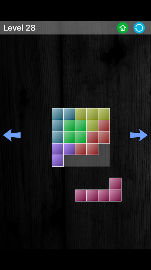 Block Puzzle Extreme- screenshot