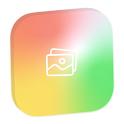 Photo Widget style iOS 14 icon