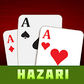 Hazari Card Game Free icon