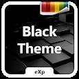 Theme eXp - Black Z Light apk