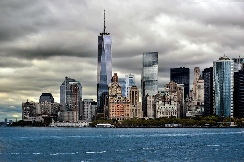 NY skyline di Diana Cimino Cocco