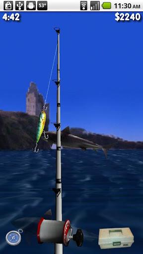 Télécharger Big Sport Fishing 3D Lite apk mod screenshots 5