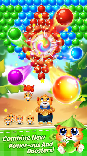 Bubble Shooter 2 Tiger 1.0.36 screenshots 1