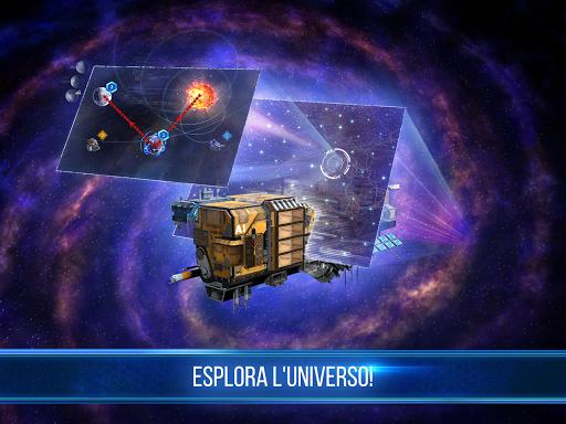Stellar Age: MMO Strategy  άμαξα προς μίσθωση screenshots 1
