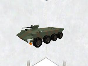 装甲ガン済み 装甲車