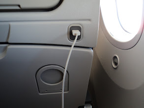Photo: Charged my iPhone with USB port