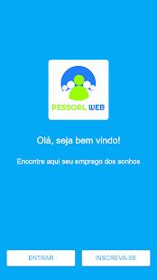 Pessoal Web - náhled