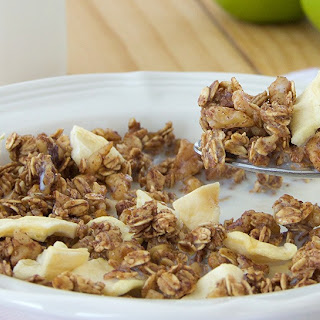 Maple Apple Granola