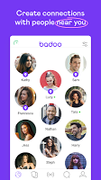 screenshot of Badoo - Free Chat & Dating App