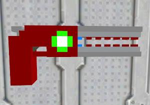 RAIL pistol