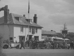 Photo: The North Pole Public House, Red Hill Wateringbury Kent