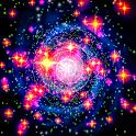 Galaxy Journey Music Visualizer Pro icon