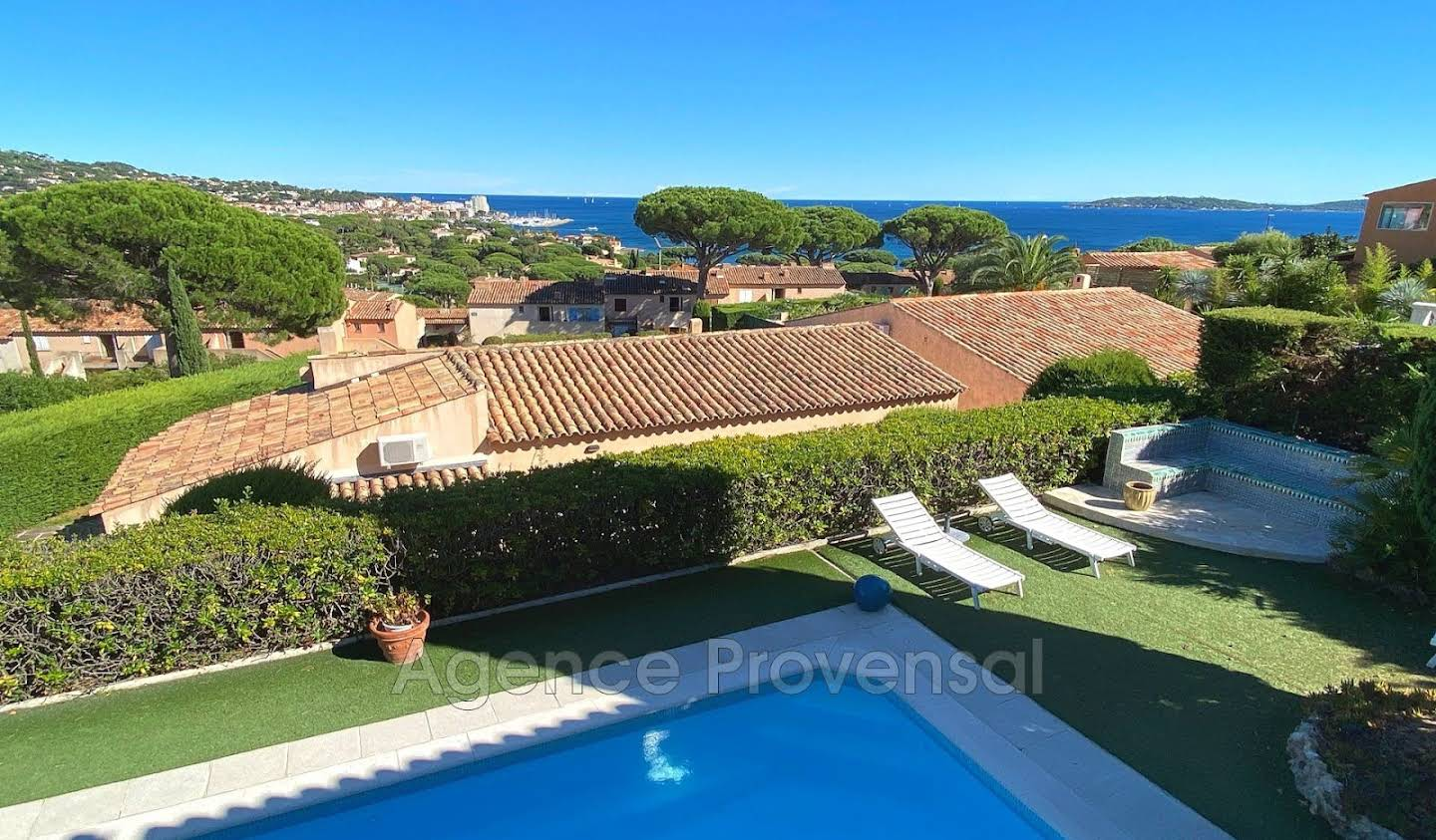 Villa with pool and terrace Sainte-Maxime