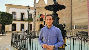 Alfonso García,  primer Teniente de Alcalde del Ayuntamiento de Vera y Consejero delegado de Codeur.