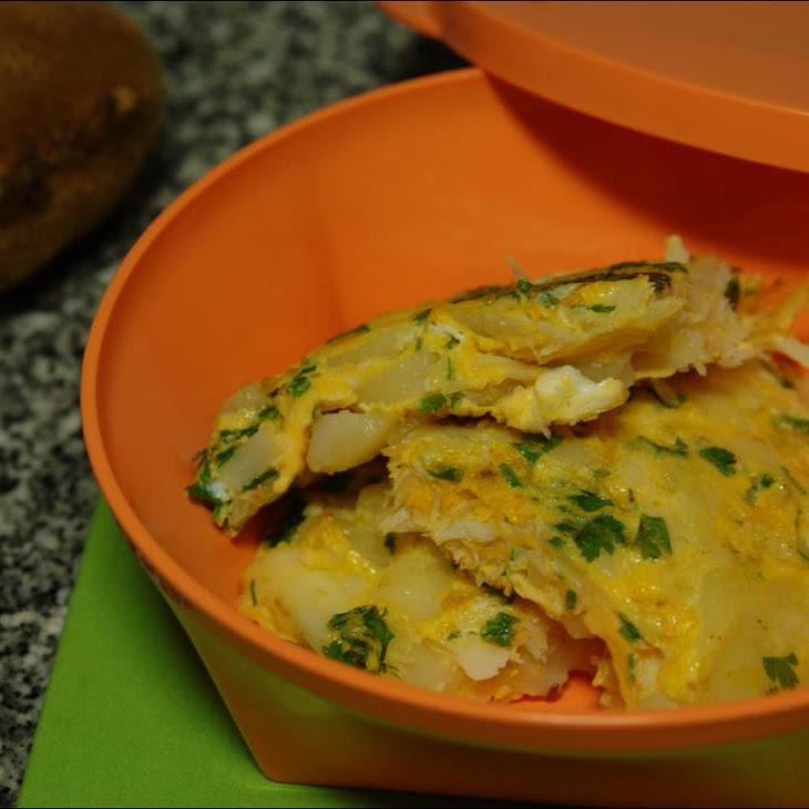 Cod Tortilla
