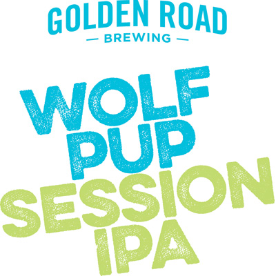 Logo of Golden Road Wolf Pup Session IPA